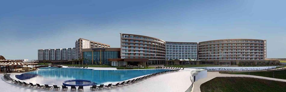 Elexus Hotel Resort & SPA & Casino.