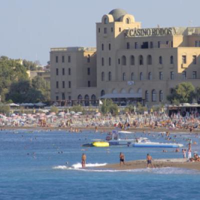 Grande Albergo delle Rose Hotel Casino Rodos – Greece